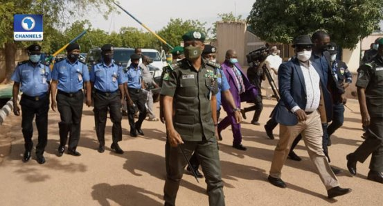IGP visited Katsina, promising that such an incident would not happen again – Channel Television