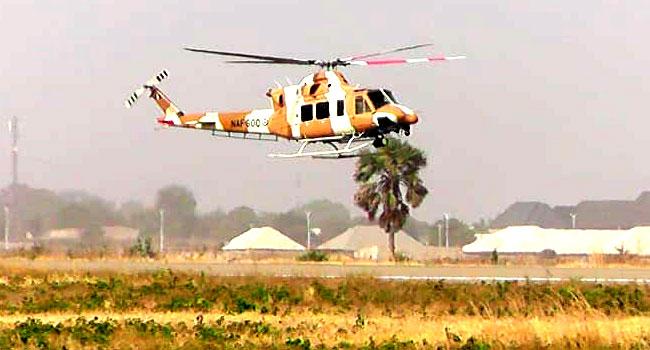 Nigerian Air Force Explains