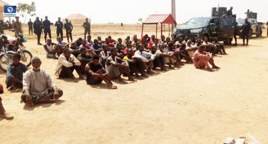 Army arrests 66 suspected criminals, loses seven staff in Niger – Television Television