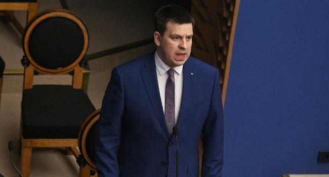 Estonian prime minister quits over corruption probe