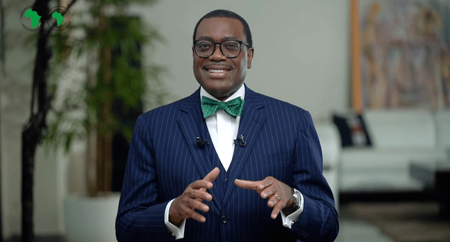 President of the African Development Bank Group, Dr. Akinwumi Adesina delivered a virtual lecture on Nigerian restructuring on February 23, 2021.