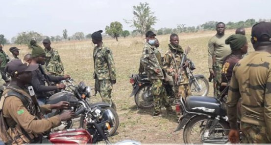 Troops destroy bandit camps, kill two in Chikun LGA – TV with channels