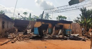 Gunmen killed two police officers in the attack on the Enugu police station – Television Channels