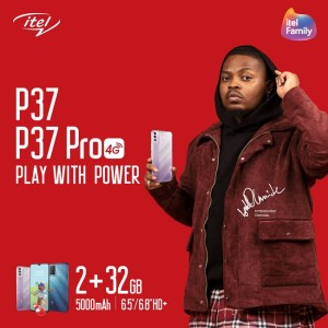 itel P Series Keeps Getting Better: Launches P37, P37 Pro