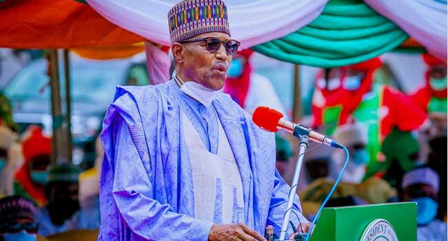 Buhari speaks