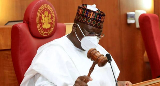Transmission Of Results With Conditions – Senate  President – Channels Television