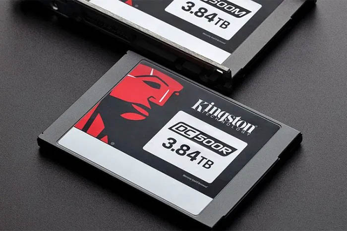 SSD enterprise, Kingston DC500 certificate VMware Ready
