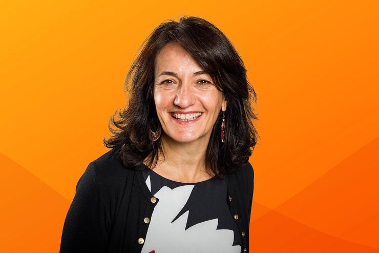 Anna Di Silverio è Area President per l'Europa di Avanade