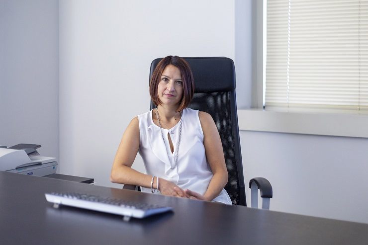 Arianna Arcaro è sales manager Personal Data