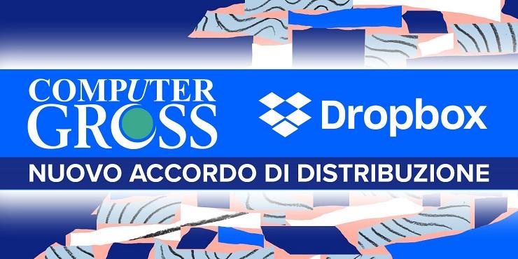 Computer Gross distribuisce Dropbox Business