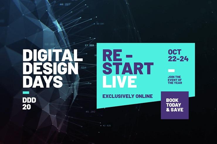 Digital Design Days, tante domande per far luce sul futuro