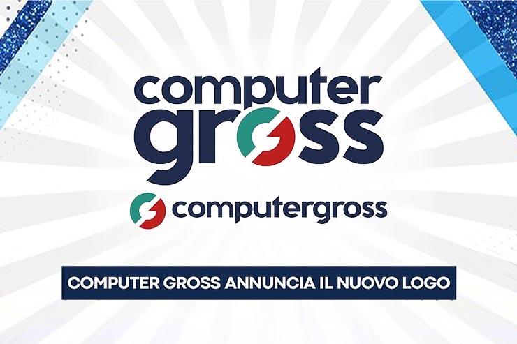Nuovo logo per Computer Gross che entra nella new digital era