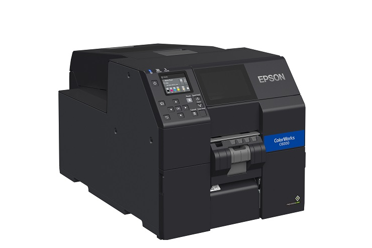 Epson porta l'offerta di stampanti per etichette nell'EISC+