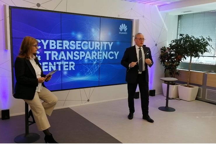 Huawei Italia inaugura a Roma il Centro sulla sicurezza