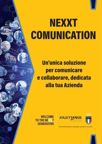 Con NeXXt Communication Fastweb agevola il business in e fuori ufficio