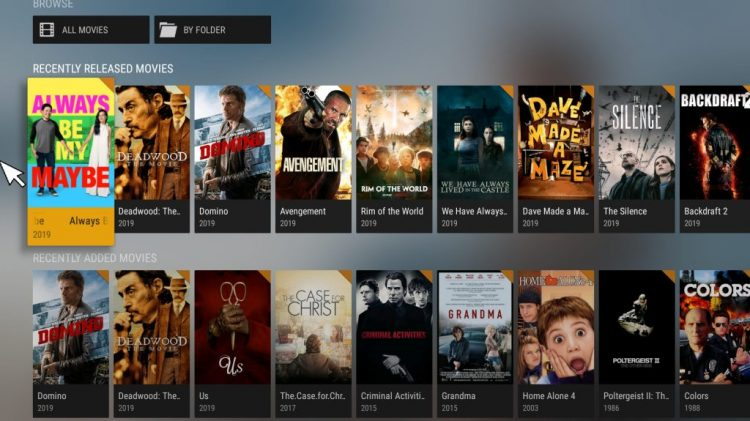Plex Movie! All your favorite latest and older movies available on demand!