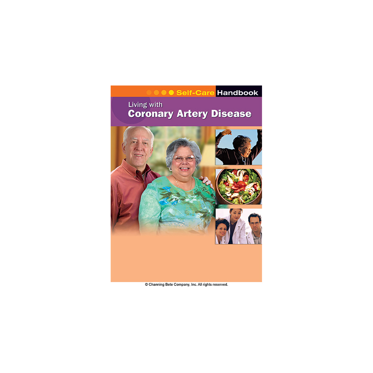 Living With Coronary Artery Disease A Self Care Handbook