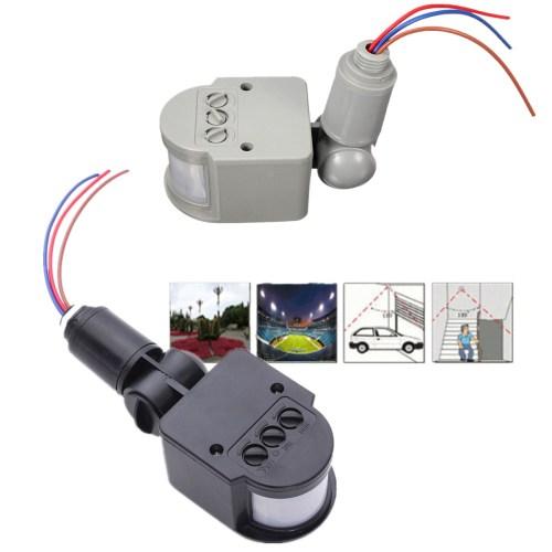 small resolution of 110v 240v led outdoor infrared pir motion sensor detector motion sensor light diagram heath zenith motion sensor wiring