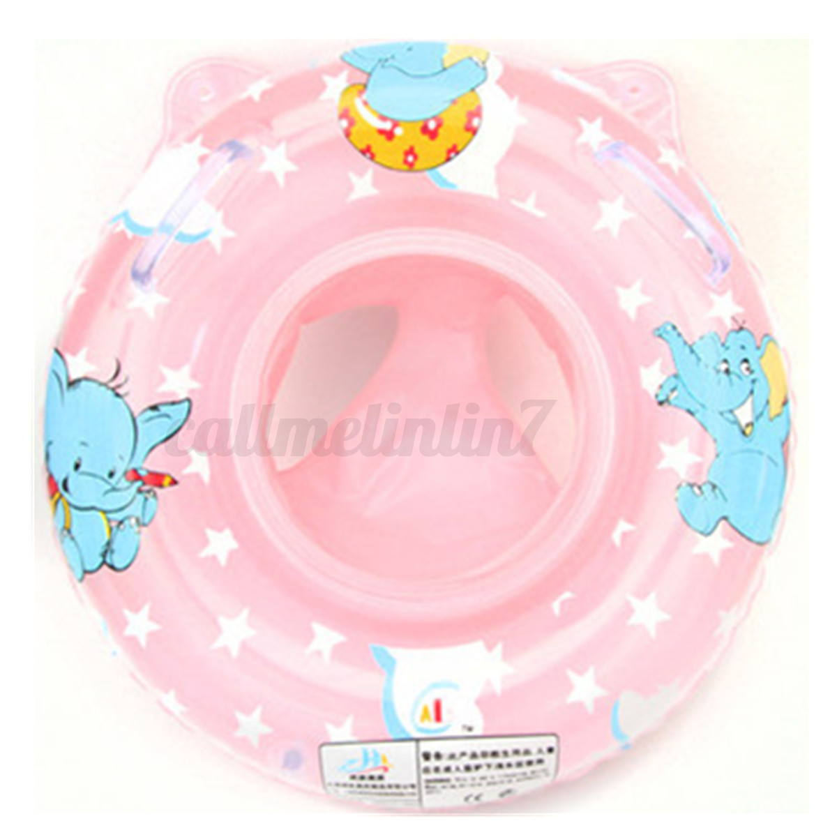 baby blow up ring chair nursing walmart uk inflatable child handle safety seat float
