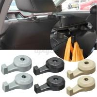 2x Universal Car Seat Portable Headrest Purse Bag ...