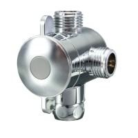 NEW 1/2'' Shower Head Toilet Angle Diverter Valve Three