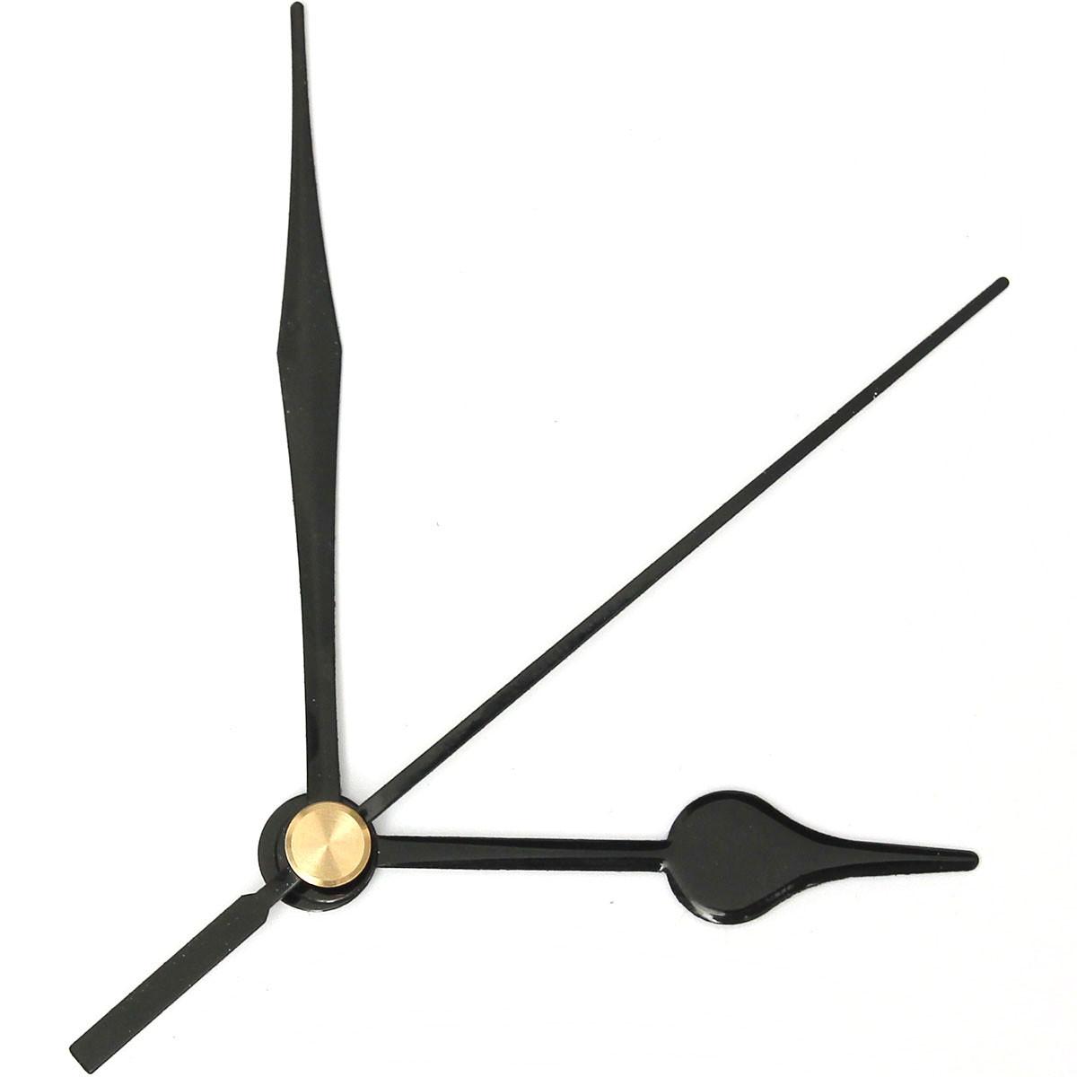 Replacement Wall Quartz Clock Movement Mechanism Hands Diy