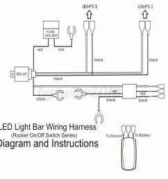 led light bar wiring harness diagram diagram stream mictuning led light bar wiring harness diagram led [ 1200 x 1200 Pixel ]