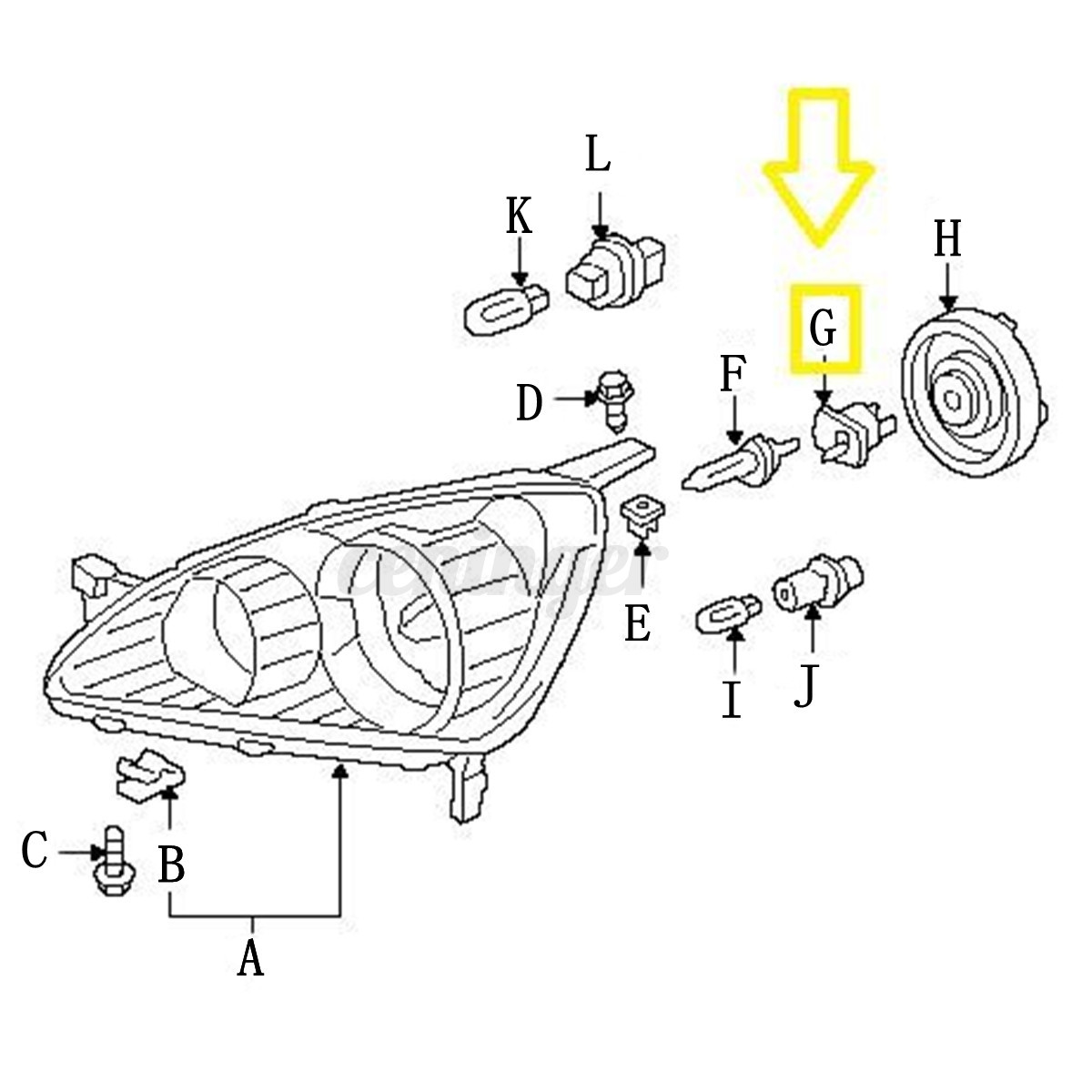 Honda Crv Accessory Socket