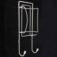 Metal Wall Mounted Board Iron Ironing Holder Rack Bracket ...