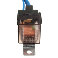 Horn Wiring Diagram With Relay Level 0 Production Schedule 12v Electric Harness Kit For Grille