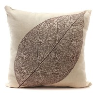 Cotton Linen Forest Throw Pillow Case Cover Bed Sofa Pack ...