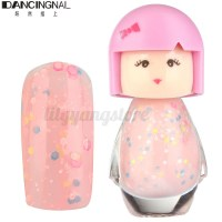 Hot Baby Doll Acrylic Neon Nail Art Tip Polish Bright ...