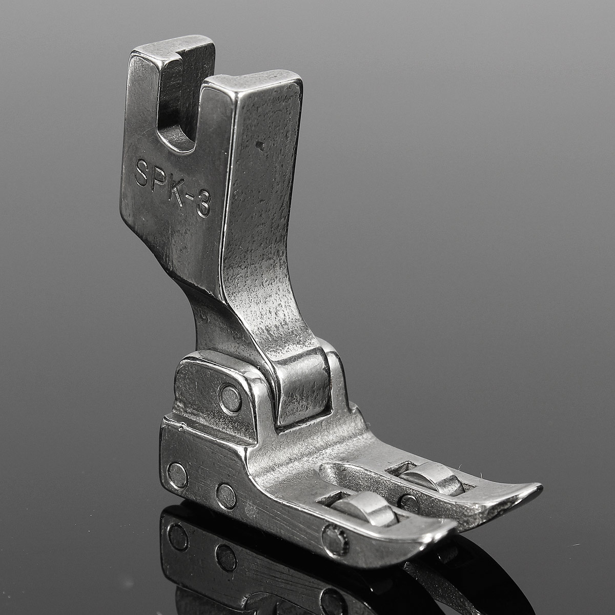 High Shank Roller Foot For Singer Juki PVC Leather Fit