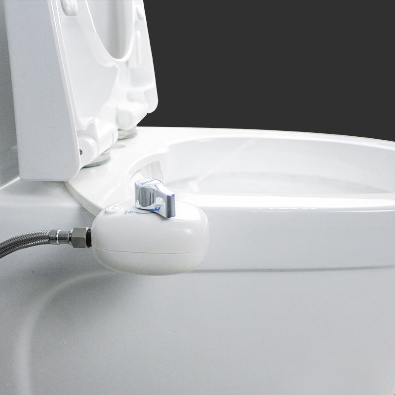 Non-Electric Adjustable Butt washer Bidet Toilet Seats ...