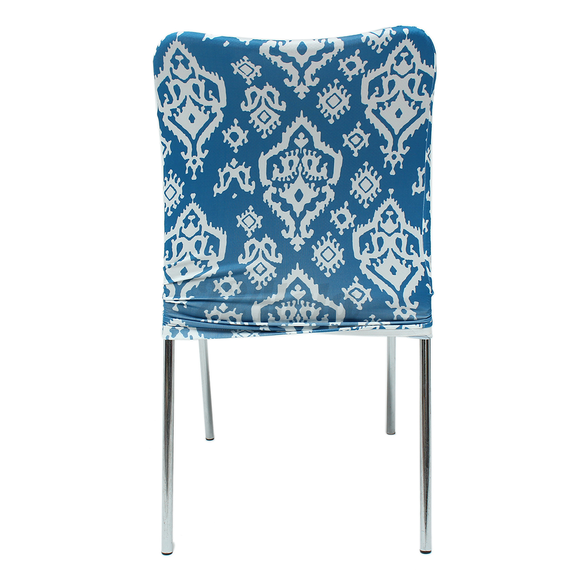 chair covers ny stakmore folding chairs gray universal seat cover high elastic
