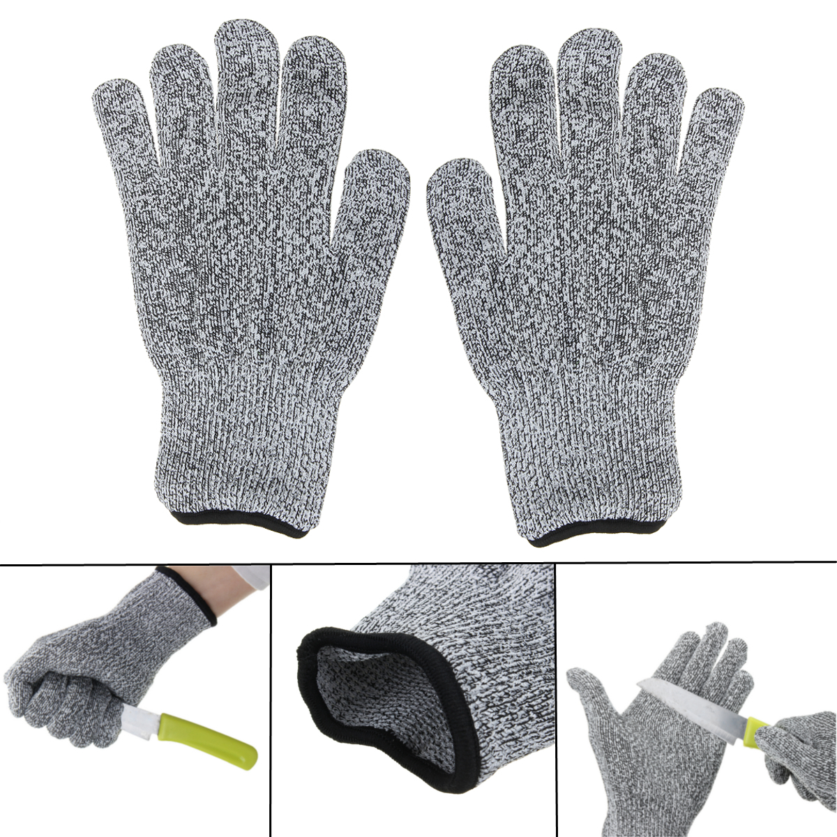 cut gloves for kitchen cheapest cabinets anti cutting resistant food grade