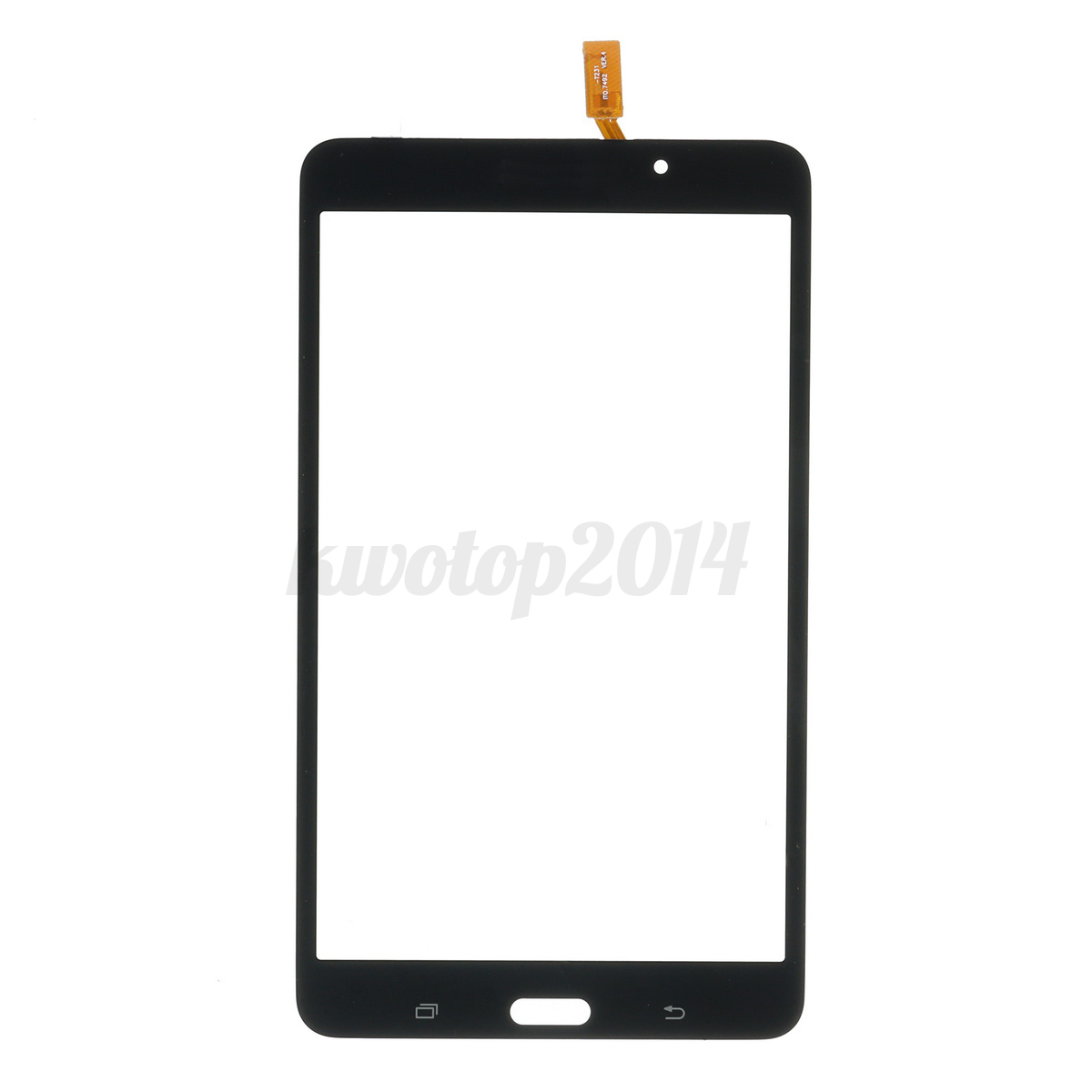 Touch Screen Digitizer Assembly Glass Lens Replacement