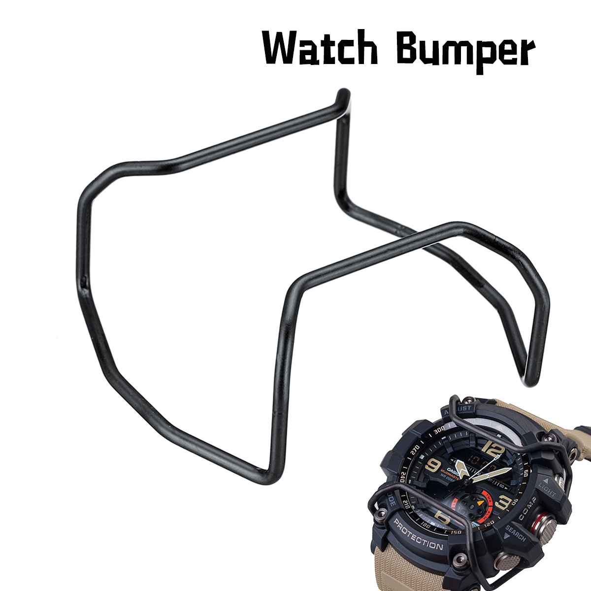 Protector Wire Guards Bull Bar for G-Shock GX56,DW6600