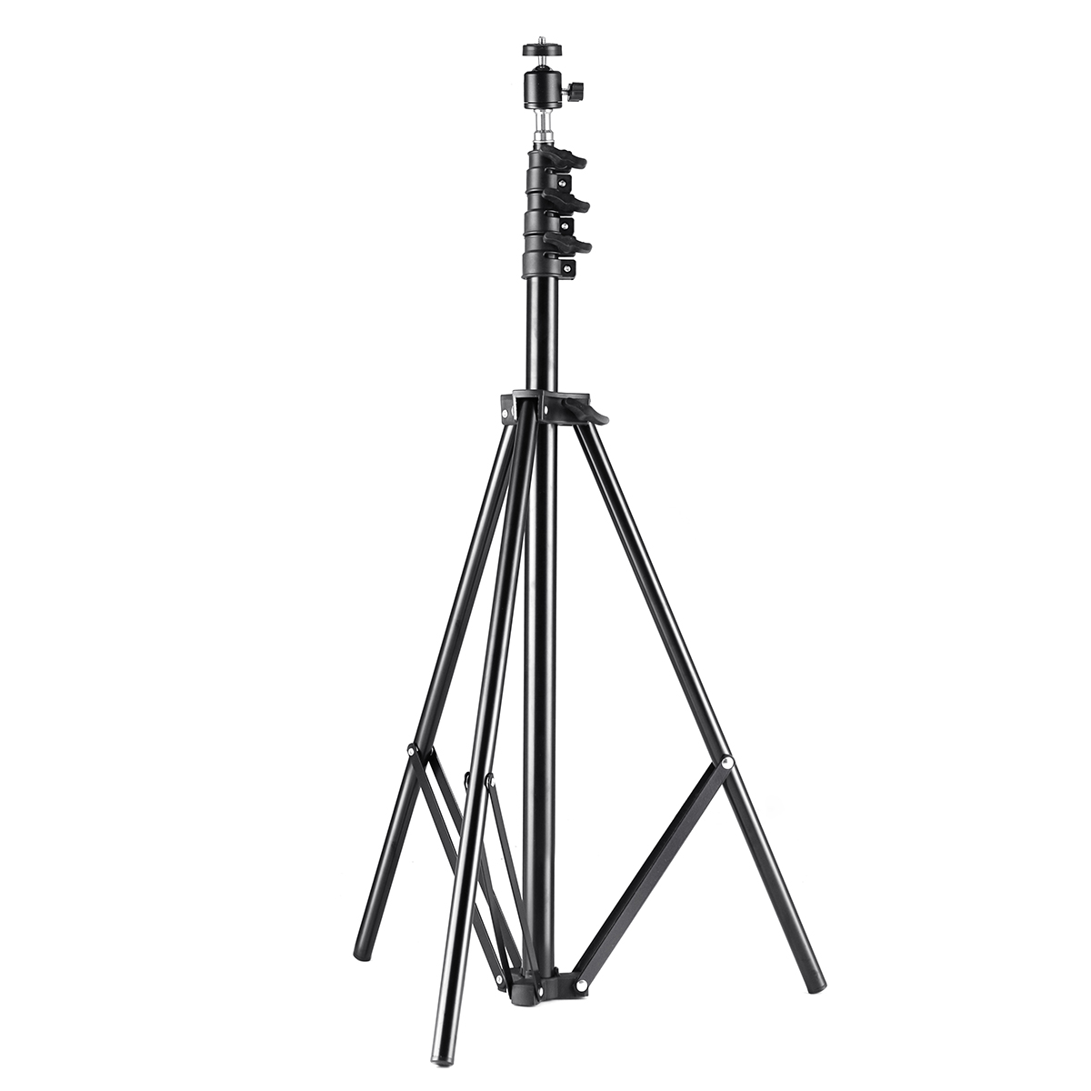 A Pair of 2.6m 8.5FT Light Lamp Umbrella Stand Tripod For
