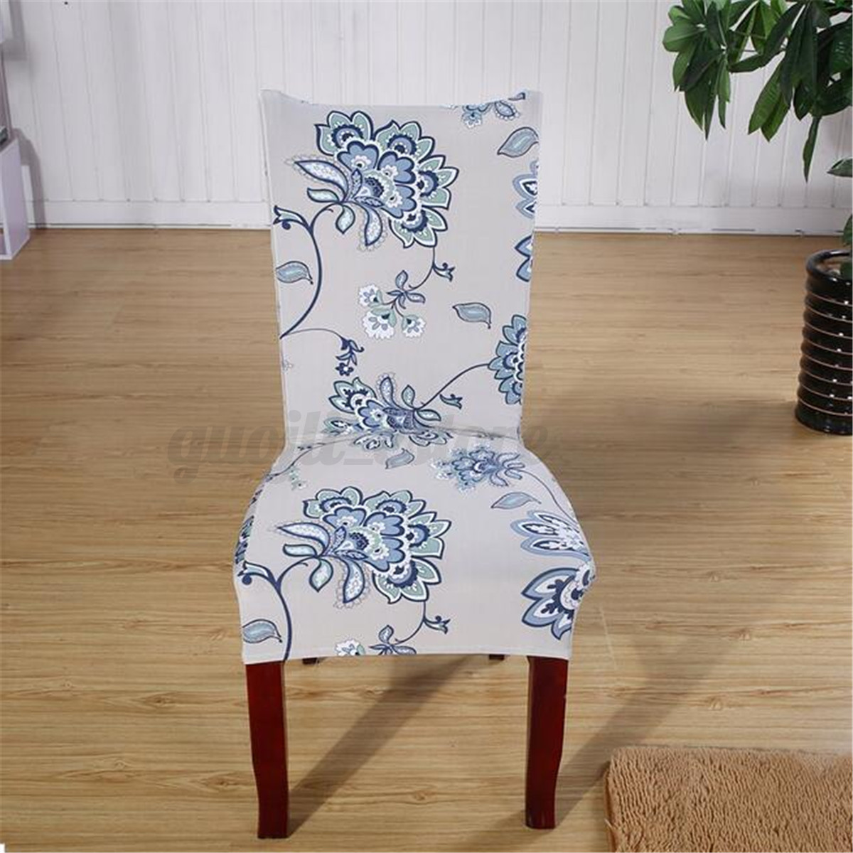chair covers ebay uk cover hire dartford spandex stretch seat polyester washable