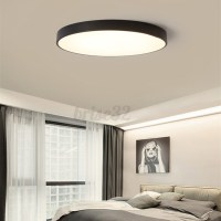 Round LED Ceiling Down Light Fixture Home Bedroom Living ...