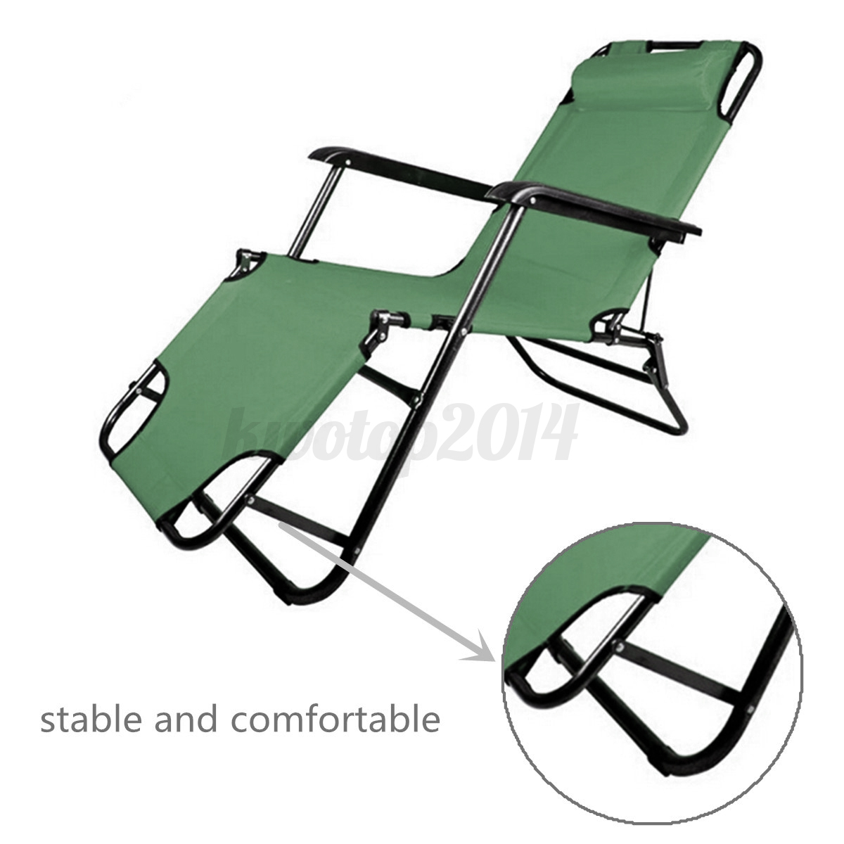 recliner lawn chairs folding ikea lucite chair us metal chaise lounge patio outdoor pool
