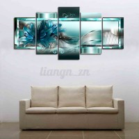 FRAMED/UNFRAMED Canvas Print Modern Picture Wall Art Home ...