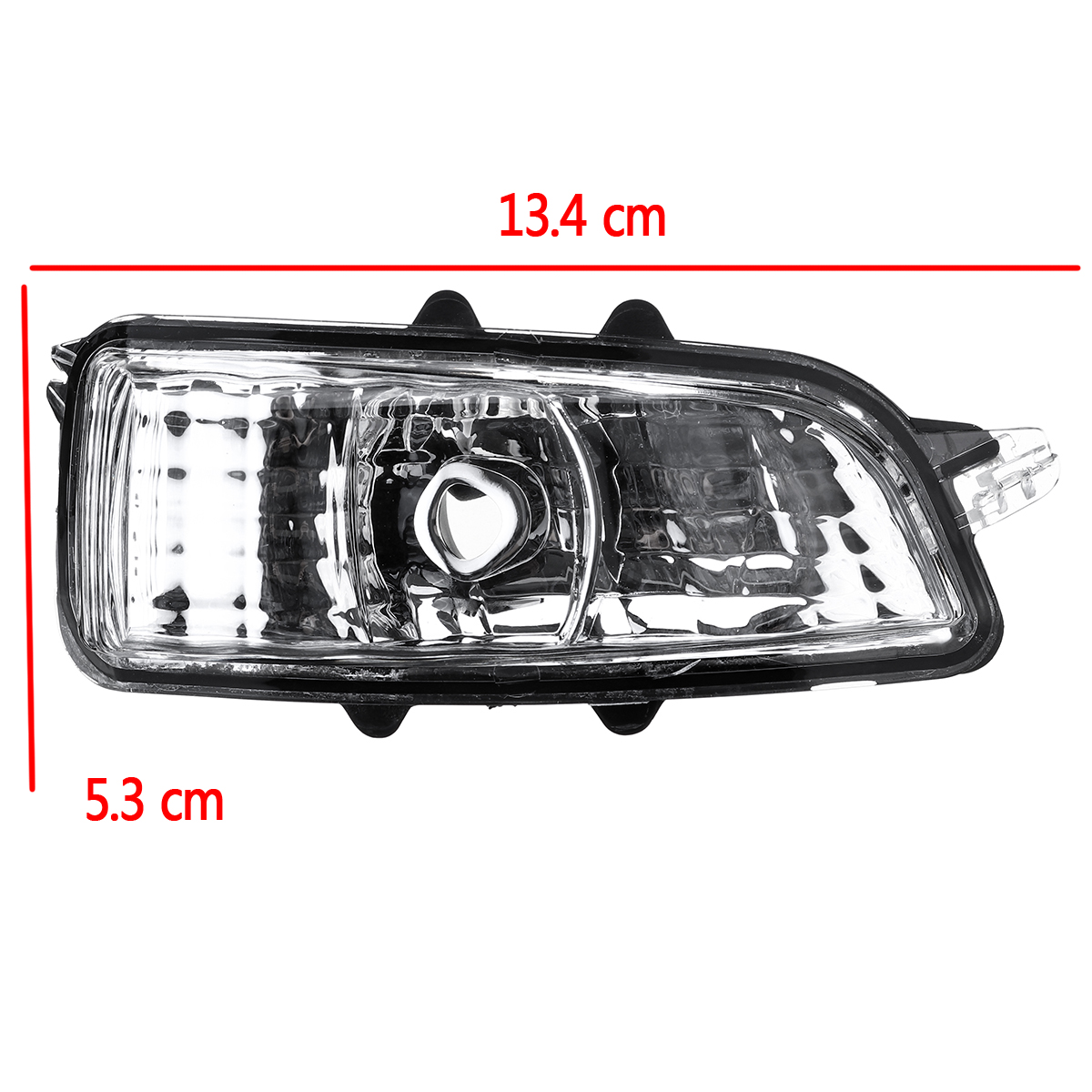 2x Rearview Mirror Light Turn Signal Lamp For Volvo S40