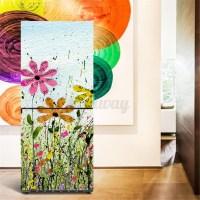 3D Wall Art Sticker Vinyl Decal Self Adhesive Door Fridge ...