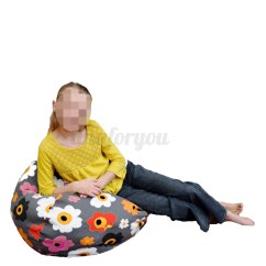 Animal Bean Bag Chair Wheelchair Price Kids Stuffed Storage Cover Canvas Pouch