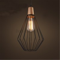 Iron Vintage Ceiling Light Fixtures Industrial Chandelier