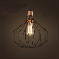 Iron Vintage Ceiling Light Fixtures Industrial Chandelier ...