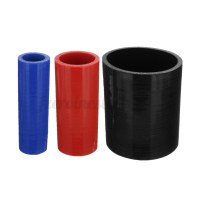 100mm Silicone Hose Coupling Connector Pipe Silicon Rubber ...