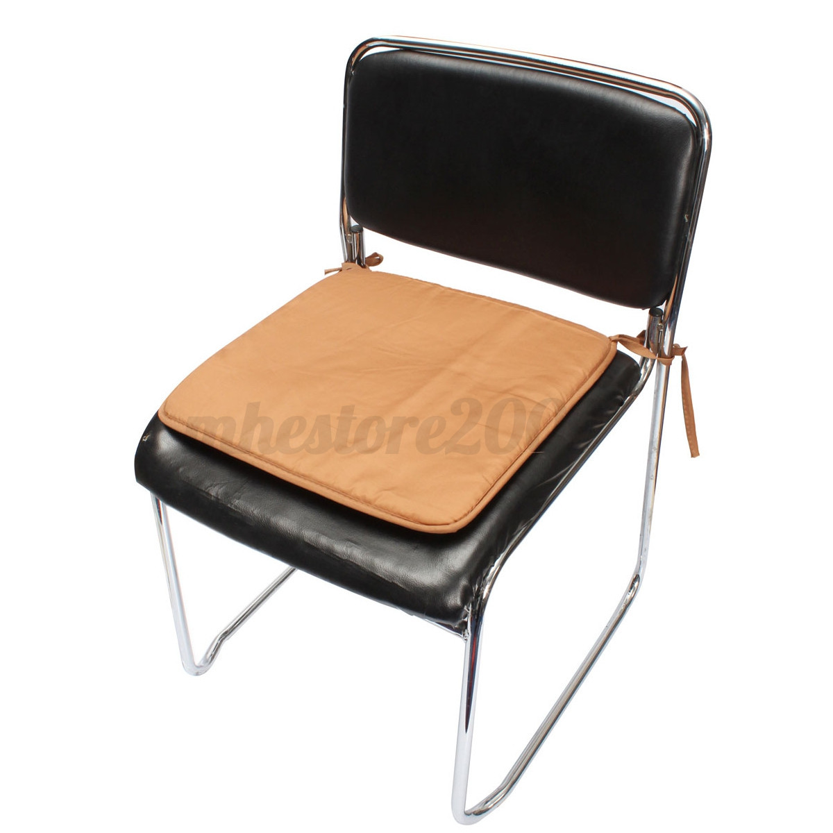 dining chair cushions with ties nz camp chairs walmart soft cushion office garden indoor seat pad